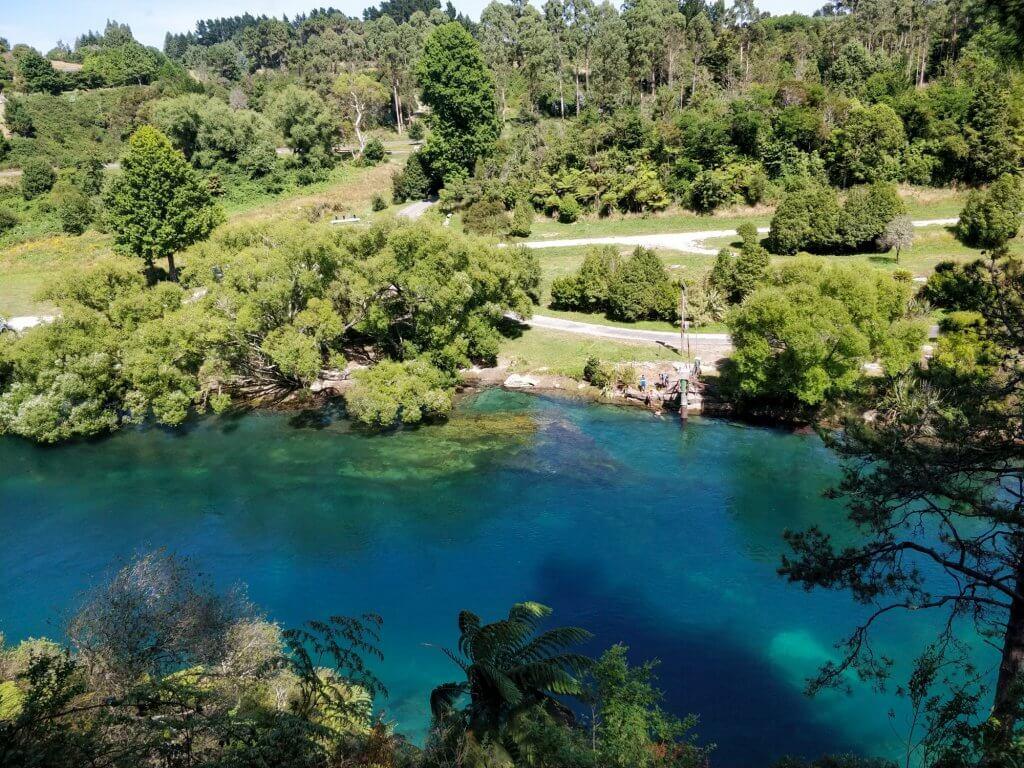 La rivière Waikato