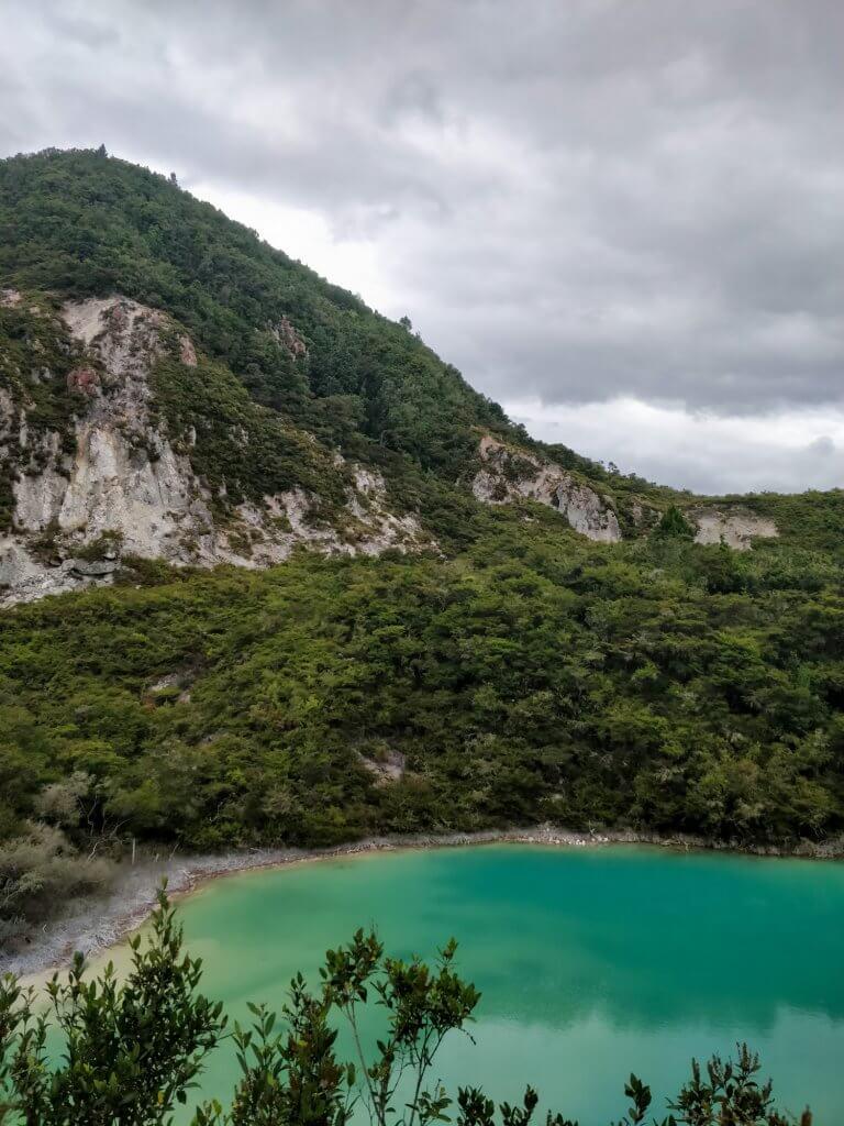 Un des Crater Lakes