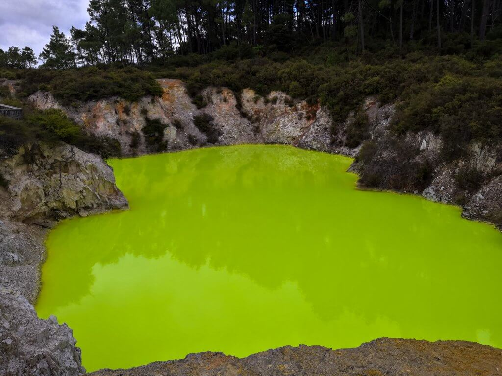 La baignoire de Shrek :D