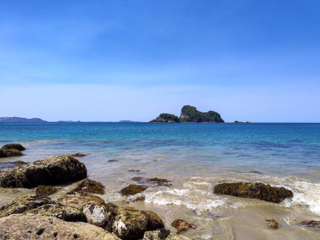 La plus belle plage du pays